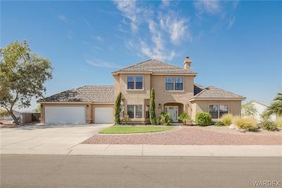 Bullhead Single Family Home For Sale: 2220 Shadow Canyon Drive