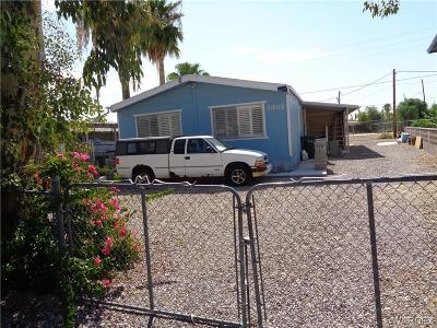 Bullhead Manufactured Home For Sale: 2382 Castle Rock Circle