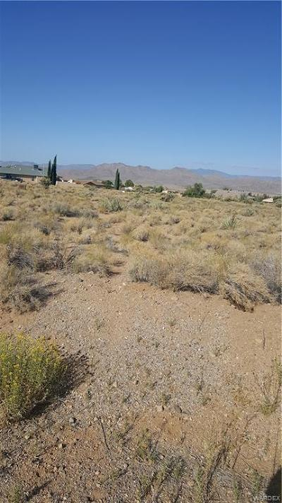 Kingman Residential Lots & Land For Sale: 9621 N Vista Drive