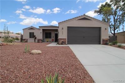 Bullhead AZ Single Family Home For Sale: $319,900