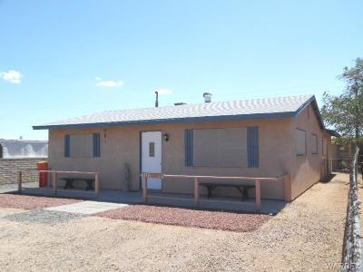 Kingman Single Family Home For Sale: 3230 E Lass Avenue
