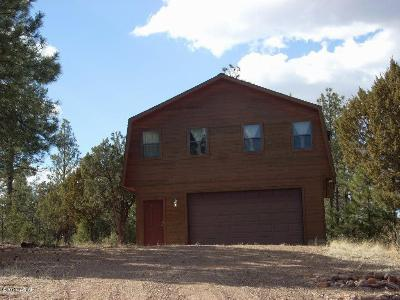 Overgaard AZ Single Family Home For Sale: $269,900