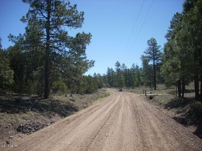 Heber AZ Residential Lots & Land For Sale: $59,900