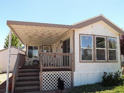 Manufactured Home Sold: 2219 Old Crooks Trail