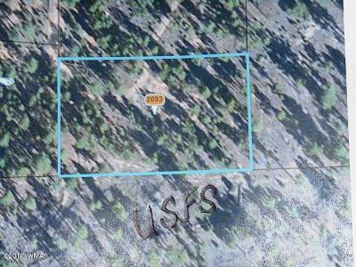 Overgaard AZ Residential Lots & Land For Sale: $55,000