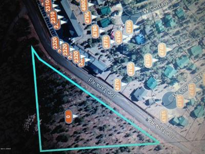Show Low AZ Residential Lots & Land For Sale: $139,900