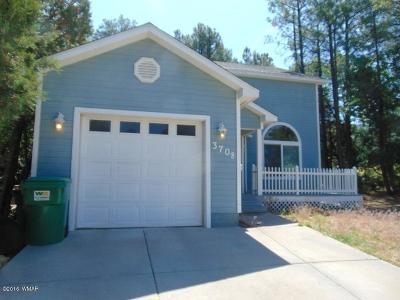 Show Low Rental For Rent: 3708 Country Club