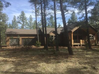 Lakeside Single Family Home For Sale: 9455 Porter Mountain Road