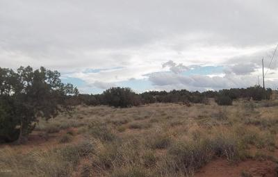 Snowflake Residential Lots & Land For Sale: 8790 Miller Trail