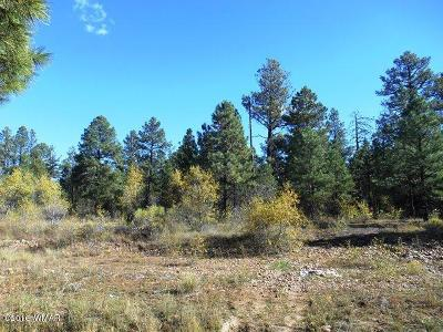 Overgaard AZ Residential Lots & Land For Sale: $80,500