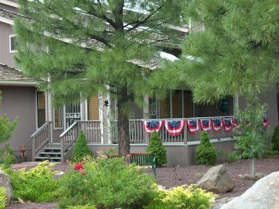 Navajo County Condo/Townhouse For Sale: 2654 Ponderosa Circle