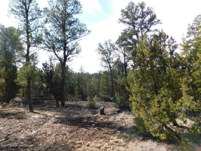 Heber AZ Residential Lots & Land For Sale: $89,900