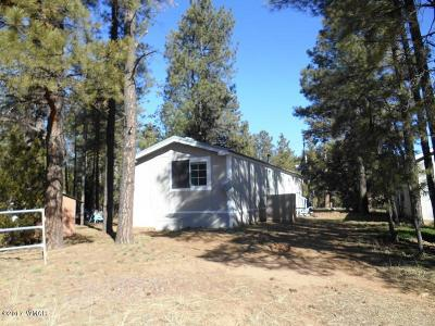 Overgaard AZ Manufactured Home For Sale: $179,000