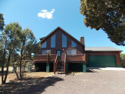 Heber Single Family Home For Sale: 3432 High Country Drive