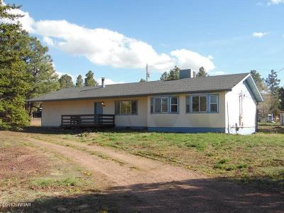 Lakeside Single Family Home For Sale: 1357 Peterson Road