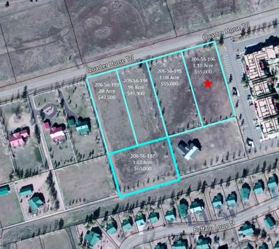 Overgaard Residential Lots & Land For Sale: 2341 Quarter Horse Trail