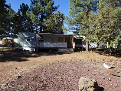 Lakeside Manufactured Home For Sale: 1952 Grove Drive