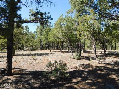 Overgaard AZ Residential Lots & Land For Sale: $95,900