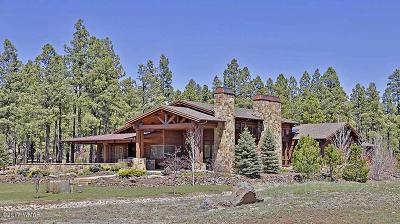 Pinetop Single Family Home For Sale: 9579 Sierra Springs Way