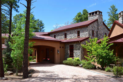 Navajo County Single Family Home For Sale: 2972 Spring Drive