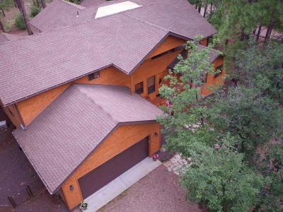 Pinetop Single Family Home For Sale: 2841 Ponderosa Pkwy
