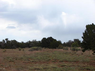 Snowflake Residential Lots & Land For Sale: 8485 Pueblo