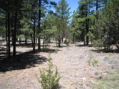 Overgaard Residential Lots & Land For Sale: 2974 Lookout Lane