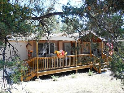 Overgaard AZ Manufactured Home For Sale: $149,500
