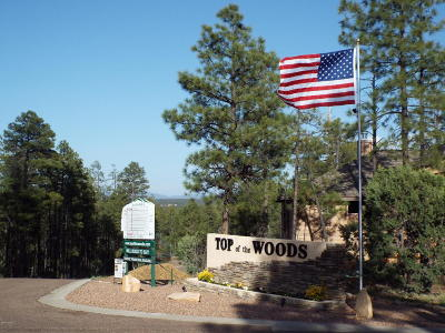 Pinetop Residential Lots & Land For Sale: 2425 S Willow Way