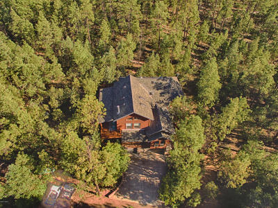 Lakeside Single Family Home For Sale: 4149 Rim Spur