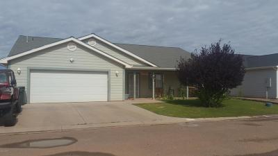 Snowflake Single Family Home For Sale: 560 N Washington