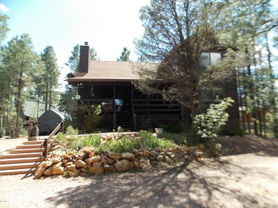 Overgaard AZ Single Family Home For Sale: $359,900