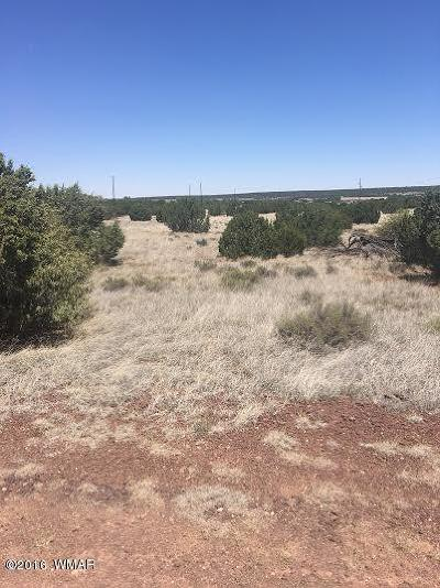 White Mountain Lake Residential Lots & Land For Sale: 8476 Basalt Place