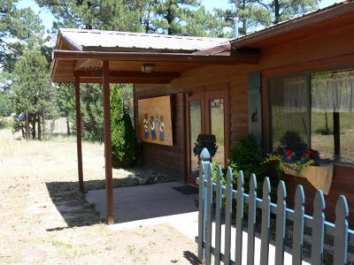 Overgaard Single Family Home For Sale: 2773 Az-260