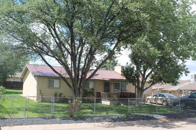 Snowflake Single Family Home For Sale: 896 S Crestview Drive