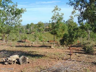 Show Low Residential Lots & Land For Sale: 6266 Bull Elk Run