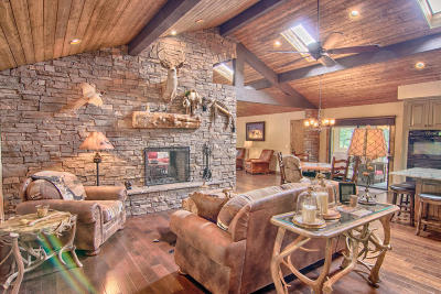 Pinetop Single Family Home For Sale: 2683 Bobcat Gulch
