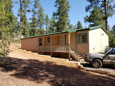Show Low Manufactured Home For Sale: 910 S 24th Drive