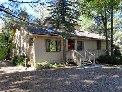 Pinetop Single Family Home For Sale: 4551 Branding Iron Loop