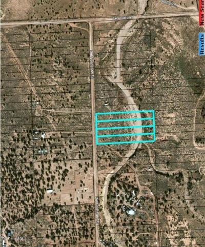 Snowflake Residential Lots & Land For Sale: 3957 Del Contento Rd