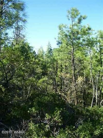 Pinetop Residential Lots & Land For Sale: Tbd Manzanita Trail