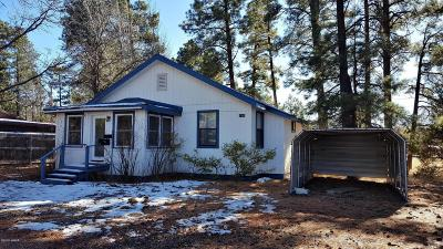 Lakeside Single Family Home For Sale: 1305 Zuni Lane