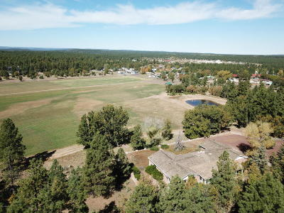 Pinetop Residential Lots & Land For Sale: 931 Woodland Lake Road