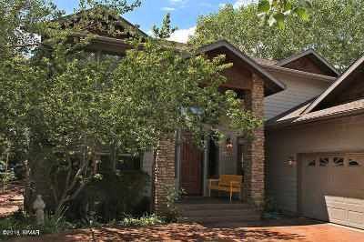 Lakeside Single Family Home For Sale: 1436 Lakeview Circle