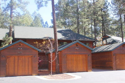 Pinetop Condo/Townhouse For Sale: 2253 N Wind Drive