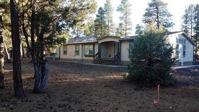 Lakeside Manufactured Home For Sale: 4857 Rim Spur