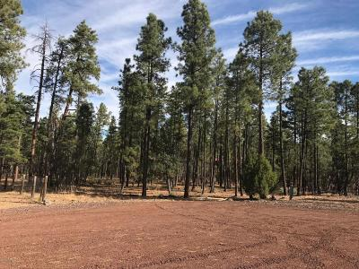 Pinetop Residential Lots & Land For Sale: 1080 Cloud Lane