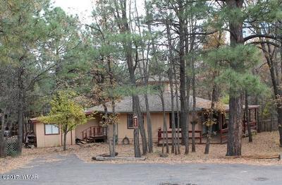 Pinetop Rental For Rent: 4946 Branding Iron Loop