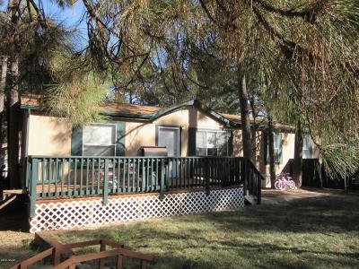 Lakeside Manufactured Home For Sale: 5970 D Street