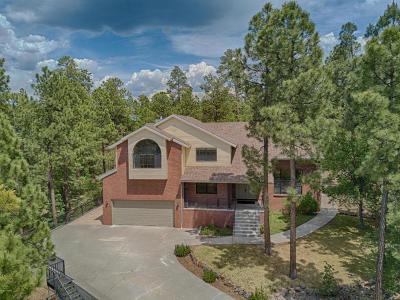 Pinetop Rental For Rent: 2663 Pine Wood Lane